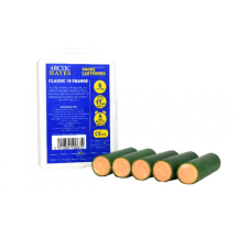 Smoke Cartridges Classic 18g (Pack 5) Orange