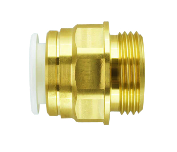 Brass Male Cylinder Adaptor