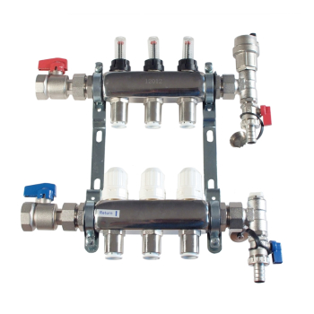 Manifolds - Stainless Steel