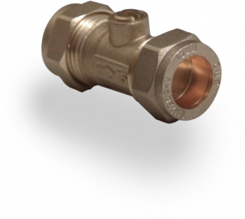 Brass Isolating Valve