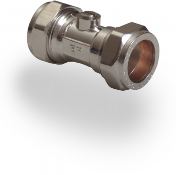 Chrome Isolating Valve