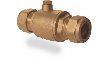 Spring Check Valve Heavy Pattern