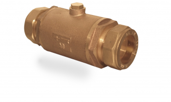Bronze Double Check Valve