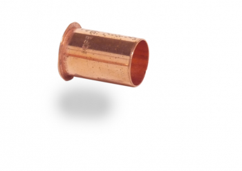 MDPE Copper Inserts