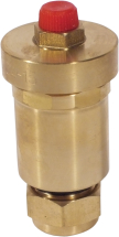 15mm Brass Automatic Air Vent Bottle Type