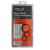 O Ring Assortment Metric (225pcs)