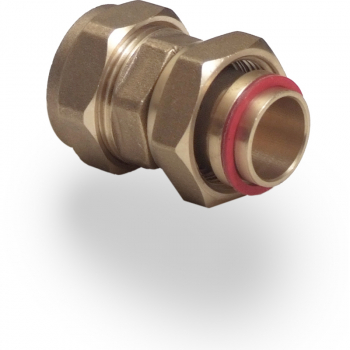 22mm x 3/4Inch Comp Straight Tap Connector