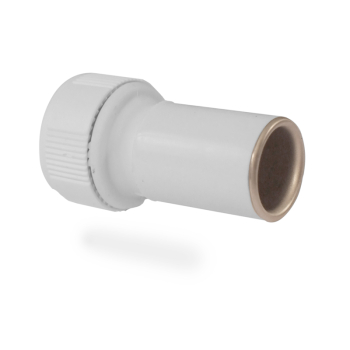22mm x 15mm Pipelife Qual Fit Spigot Reducer