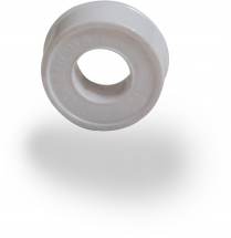 PTFE Tape WRAS Approved 12mm x 0.075mm x 12m