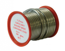 Leaded Solder Wire 500g