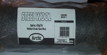 Steel Wool Sleeve 450g / 1lb