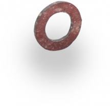 3/4inch Flexi Tap Connector Red Fibre Washer