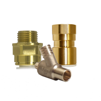 John Guest Speedfit Brass Fittings